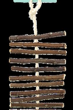 Ensemble bâtons de bois de pommier Oxbow