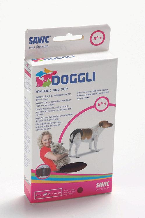 Culotte hygiénique pour les chaleurs Doggli