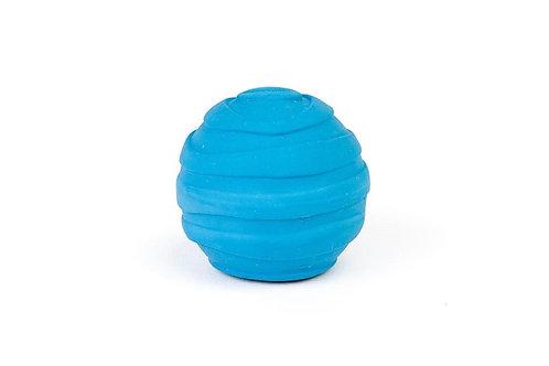 Jouet en forme de mini balle en latex Bud'z