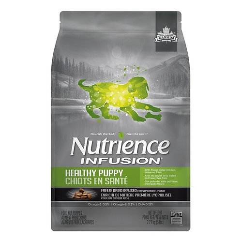 Nutrience Infusion chiot poulet