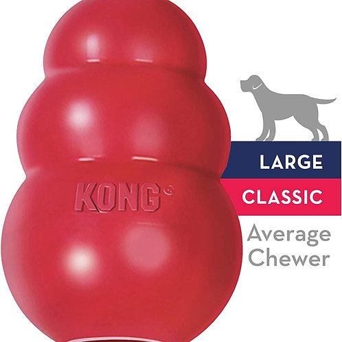 Jouet de rubber résistant Kong Classic