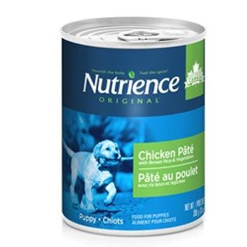 Nutrience Original conserve en pâté au poulet chiot