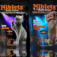 Gâteries de foie Nibletz Snack Attack 85gr