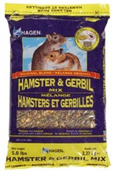Nourriture Hamster et Gerbilles Mix original Hagen 2.27kg