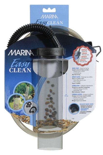 Petit nettoyeur de gravier Marina EasyClean 10po
