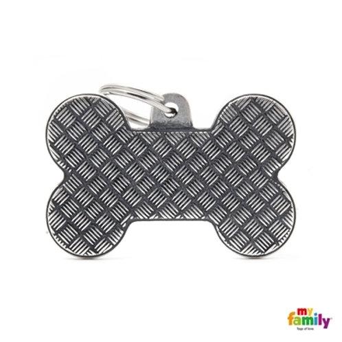 Médaille MyFamily Bronx Os plate-forme