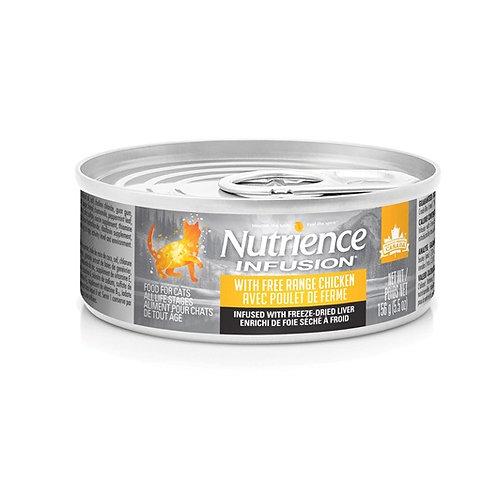 Nutrience Infusion conserve en pâté poulet