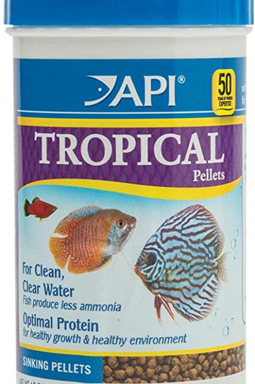 Granulés tropicaux API 45gr