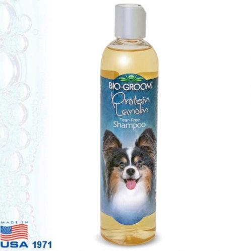 Shampooing sans larmes protéine de lanoline Bio-Groom 355ml
