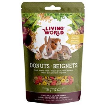 Beignets croquants Living World 120gr