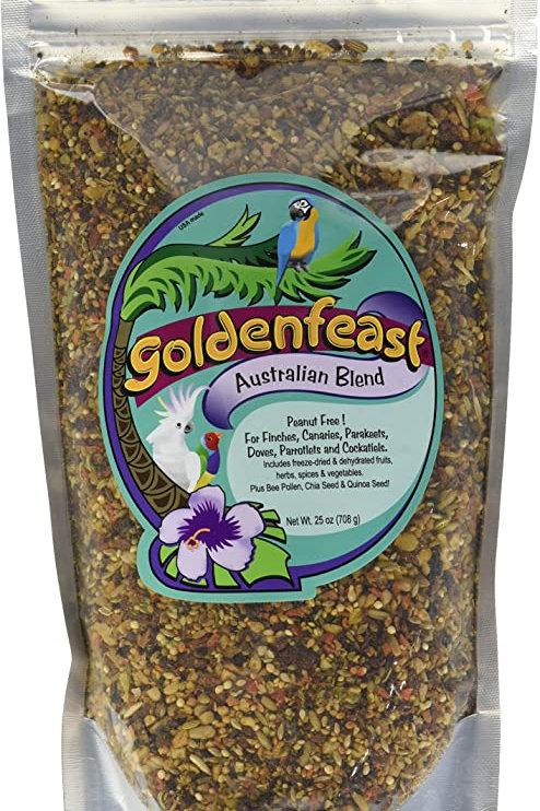 Mélange australien de graines GoldenFeast Versele-Laga 708gr