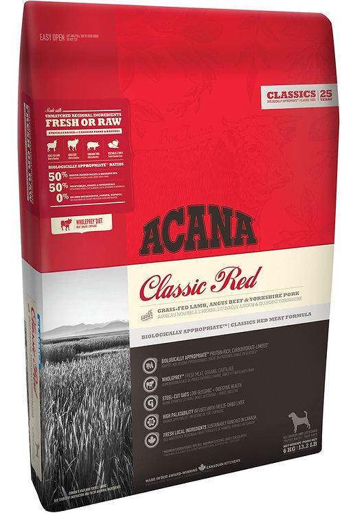 Nourriture Classic Red Acana 17kg