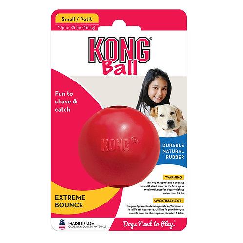 Balle de rubber Kong Ball Classic 2.5po