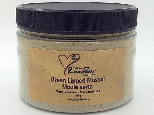 Supplément de moule verte Raw Paw naturel (articulations)