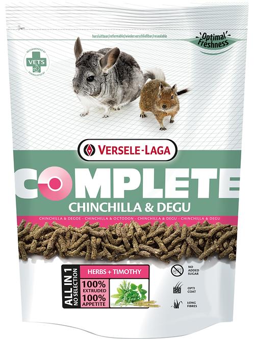 Nourriture Chinchilla/Dégu Complete Versele-Laga 500gr
