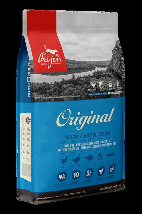 Nourriture Original poulet sans grains Orijen 11.4kg
