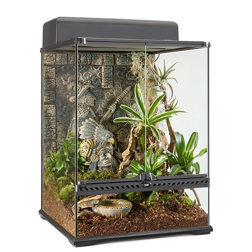 Terrarium en verre ExoTerra Aztèque 18x18x24po