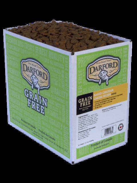 Darford gâteries au fromage minis (sac de vrac d'environ 320gr)