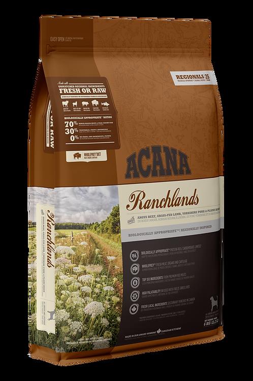 Nourriture Ranchlands régionals sans grains Acana
