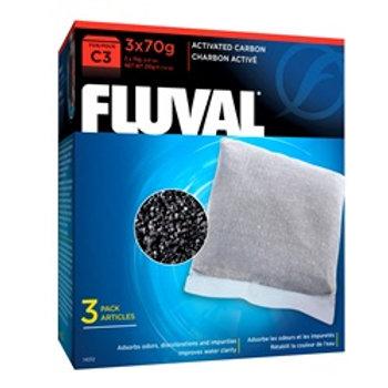 Variétés de masses filtrantes pour filtreur Fluval C3