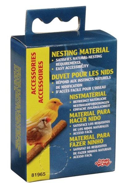 Duvet pour les nids style ficelle Living World