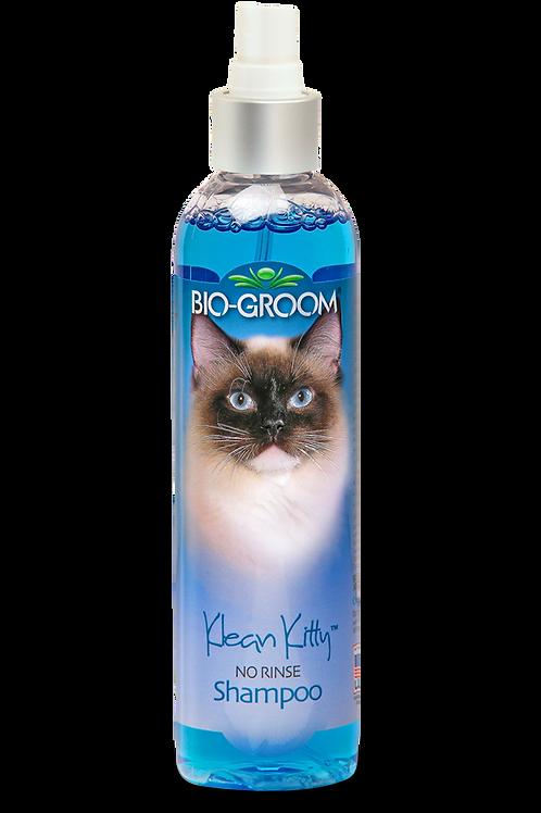 Shampooing sans eau chat adulte Bio-Groom 236ml