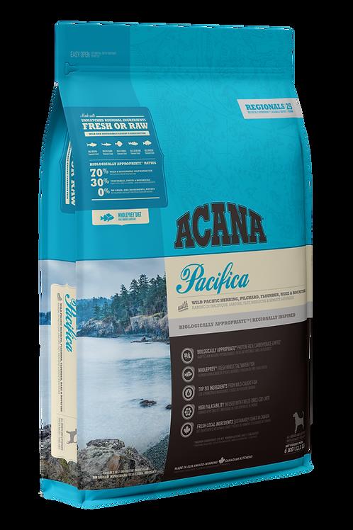 Nourriture Pacifica régionals sans grains Acana