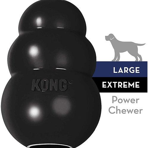 Jouet de rubber ultra-résistant Kong Extreme