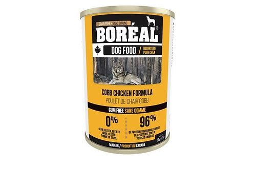Conserve Boréal poulet Cobb 369gr