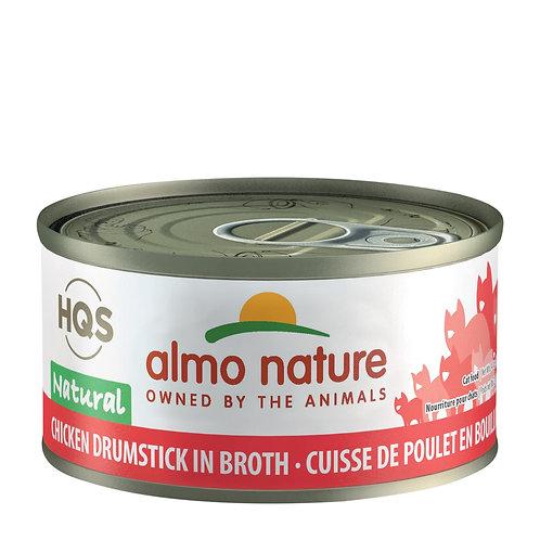 Canne Almo Nature cuisse de poulet 70gr Natural