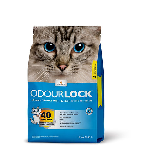 Litière Odour Lock Intersand 12kg