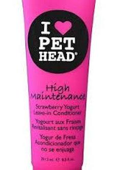 Revitalisant sans rinçage yogourt aux fraise I Love Pet Head 251.3ml