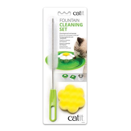 Trousse de nettoyage pour abreuvoir CatIt