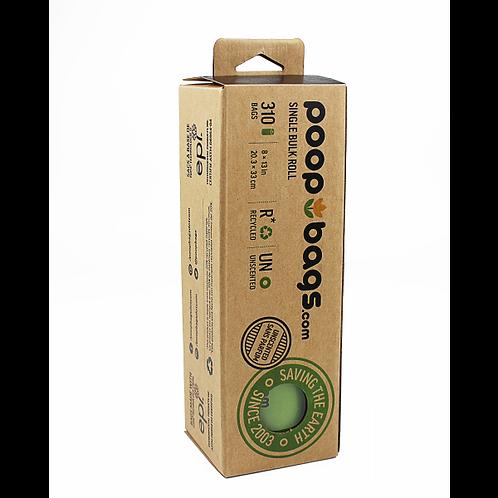 Sacs à déjections Biosource PoopBags 8x13po (300)