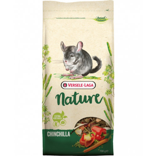 Nourriture Chinchilla Nature Versele-laga 2.3kg