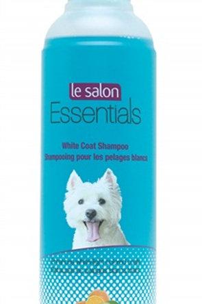 Shampooing pelage blanc parfum d'agrumes Essentials Le Salon 375ml