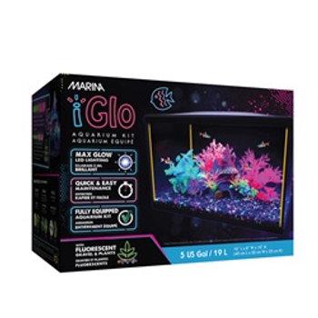 Aquarium équipé iGlo Marina, 19 L (5 gal US)