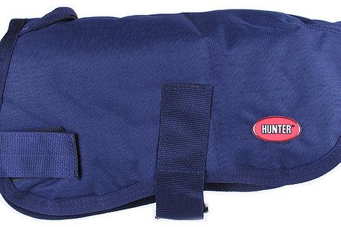 Manteau deluxe bleu marin Hunter 14po