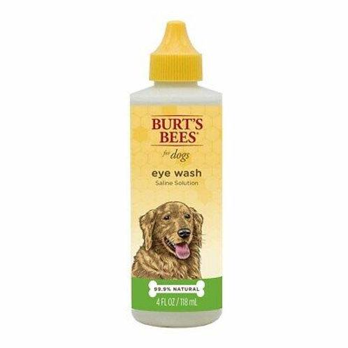 Solution saline nettoyante pour les yeux Burt's Bee's 118ml