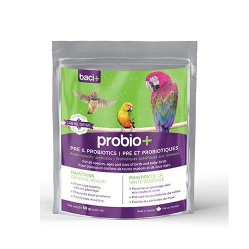 Pré et probiotiques Probio+ Baci+ 50gr