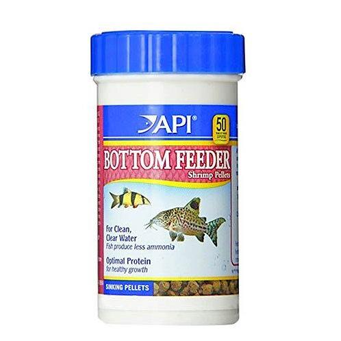 Granulés avec crevettes poisson tropicaux API 113gr