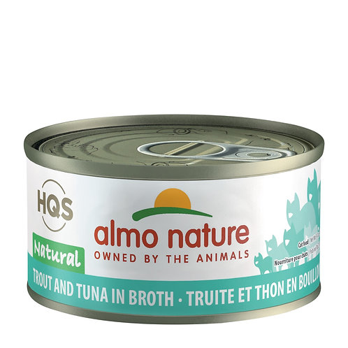Canne Almo Nature truite et thon 70gr Natural