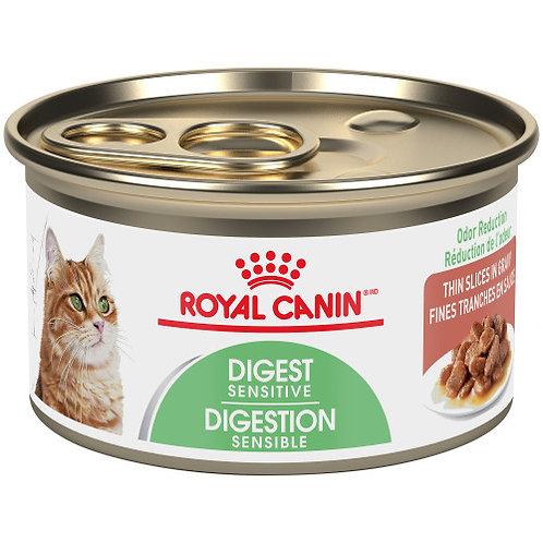 Canne de pâté au poulet Digestion sensible Royal Canin 85gr