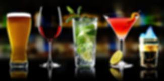 AndroBar mixing drinks