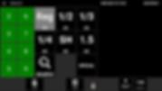 AndroBar dispensing system screen