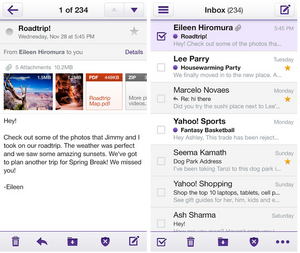 How to resolve issues with Yahoo Mail app in iOS Mail?