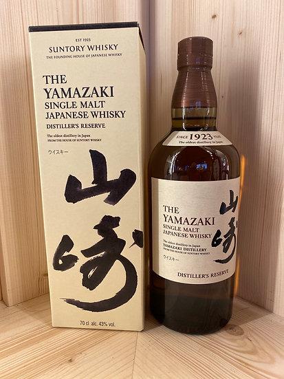Yamazaki distiller's réserve