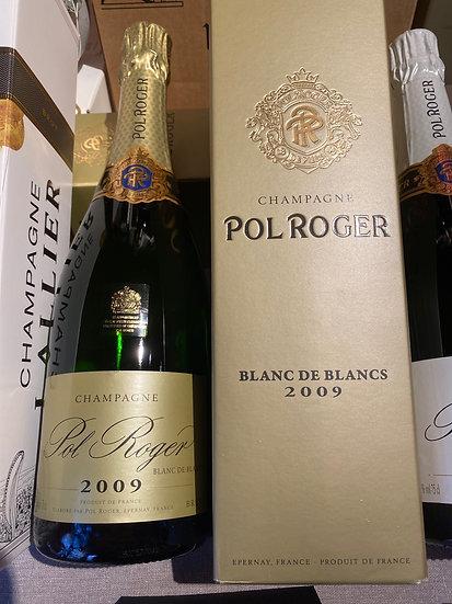Pol Roger blanc de blanc 2009