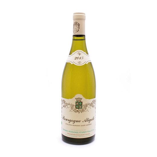Bourgogne Aligoté Rossignol Février