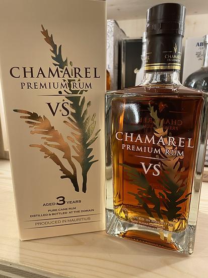 Rhum Chamarel vs